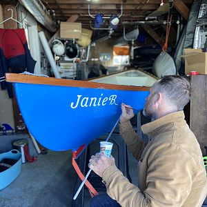 Building the JanieB