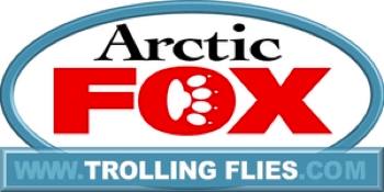 Artctic Fox Trolling Flies