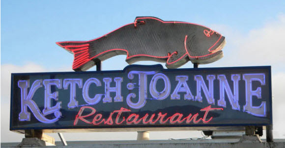 Ketch Joanne Restaurant and Harbor Bar